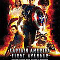 <b>Captain</b> <b>America</b> : first avenger de Joe Johnston