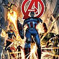 Panini Marvel Now <b>Avengers</b> par Hickman