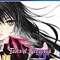 Test : Tales of Berseria