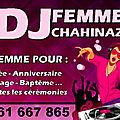 <b>Dj</b> <b>femme</b> pour mariage et anniversaires a Casablanca Mohammedia 0661667865