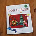 Noel en papier : les arbres jupons