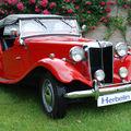 <b>MG</b> TD - 1951 Type TD N° série TD0385