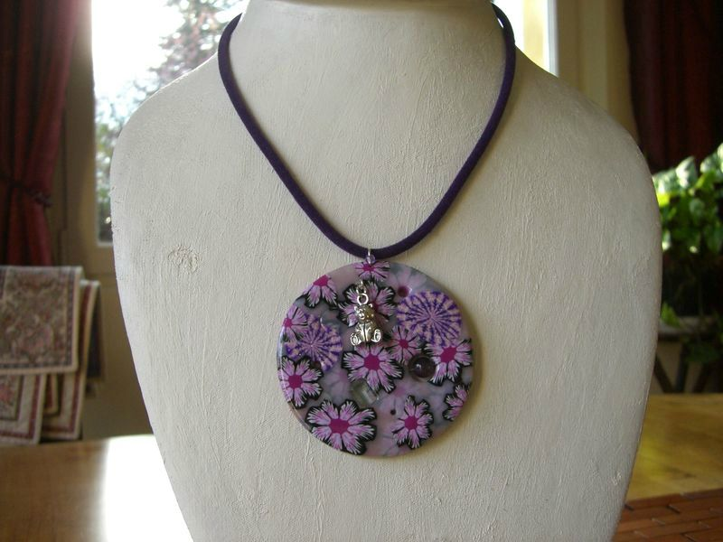 collier rond