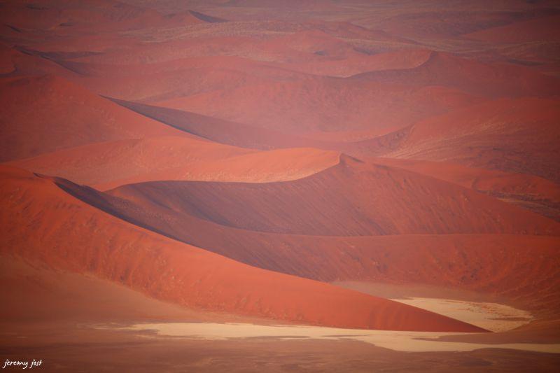 dunes rouges du Namib