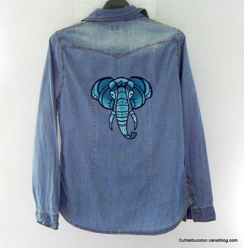 Safari Jungle Elephant