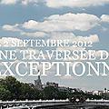 Traverser <b>Paris</b> à la nage ? C'est possible !