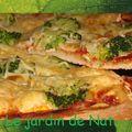Pizza b c