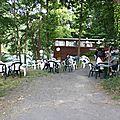 Samedi 30 mars 2013 : ré-ouverture de l'autre café, le bar brocante du lac de la roche-qui-boit