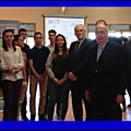 Des élèves du lycée Jean-Moulin rencontrent le PDG d'EDF, Jean-Bernard Lévy