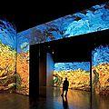 """""""Van Gogh Alive"""", a <b>Torino</b> la mostra che ti fa """"immergere"""" nelle opere d'arte"""