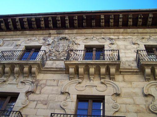 Hondarribia-façade