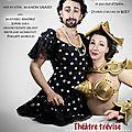 Carmen à tout prix au théâtre trévise à paris