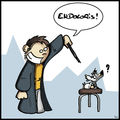 Les Strips de Tib - Parodie Harry Potter (Case 1)