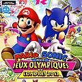 Test de Mario & Sonic aux Jeux Olympiques de Londres <b>2012</b> - Jeu Video Giga France