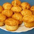 Muffins moelleux à la noix de coco