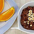 Déclinaisons saines et gourmandes du porridge