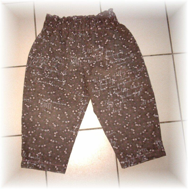 Pantalon Jeanne
