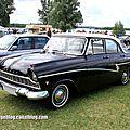 Ford taunus 17m (p2) berline 4 portes de luxe (1957-1960)(retro meus auto madine 2012)