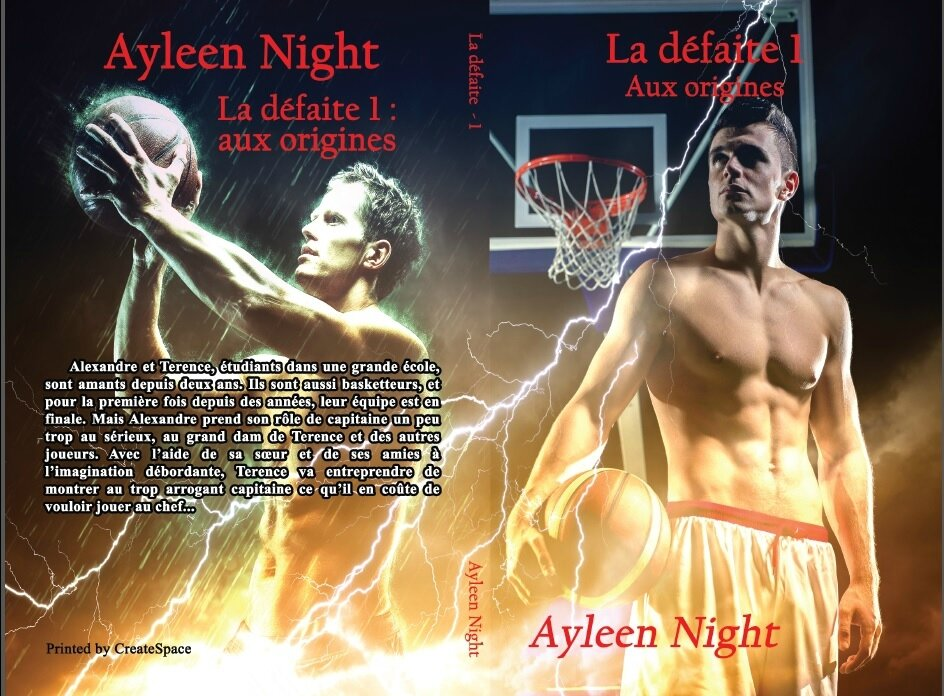 La défaite tome 1 : aux origines (Ayleen Night)