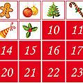 Calendrier de l'Avent - 9 décembre - Mon beau <b>sapin</b>