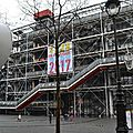 centre G.Pompidou Paris