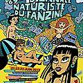 Biennale naturiste du fanzine à bruxelles