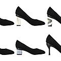 Tanya Heath une chaussure, des talons !