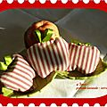 2012 - mars. Pommes lavande