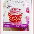 Cupcakes fraises mon fournil, une belle expérience.......