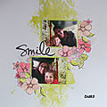 Page smile