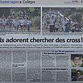 00486) CROSS collège - Journal