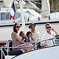 Brad Pitt et Agelina Jolie leur mariage à l'eau!