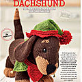 Tommy the <b>Dachshund</b> - Val Pierce