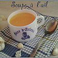 Soupe à l'ail