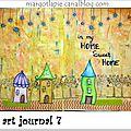 Art journal 7