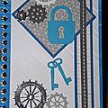 Art & Scrap 09 - Les créations de Virginie