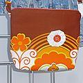 sac vintage - zip 30 cm Prix HFL : 48 €