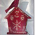 Marimerveille Maison Noël au chalet