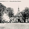 BAIVES - La <b>Chapelle</b> des <b>Monts</b>