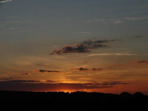 2008 05 02 Le coucher de soleil