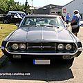 La ford thunderbird coupe de 1969 (regiomotoclassica 2011)