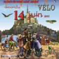 6ème <b>Convergence</b> Vélo en Baie du Mont-Saint-Michel dimanche 14 juin 2015