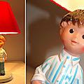 Lampe bonne nuit les petits