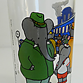 Collection ... Verres <b>BABAR</b> (1970) *