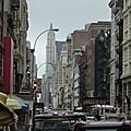 DAY 2 - Broadway/Canal Street