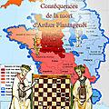 Conséquences de la mort d'Arthur Plantagenêt