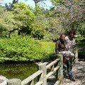 Au jardin botanique