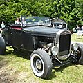 FORD Hot Rod roadster Madine (1)