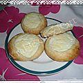 Vatroushki briochettes au fromage