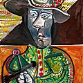 Monumental matador by picasso - unseen since 1973 - makes auction debut
